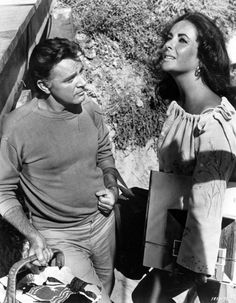 The Sandpiper (1965), directed by Vincente Minnelli starring Elizabeth Taylor and Richard Burton.....a stunning movie