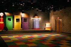 Children's worship room   Free Chapel Children's Center