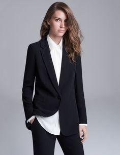 Model Eliza Hartmann for Winser London