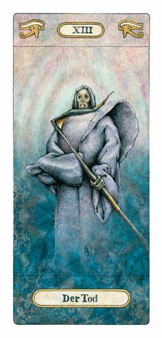 Death - Reinhard Schmid's Tarot