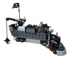 Lego Zumbi Apocalypse