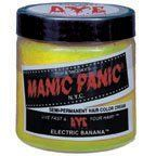New Manic Panic Electric Banana Cream Semi Permanent Hair Dye Cyber Goth Uv Punk * You can get additional details at the image link.