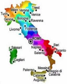 I want to go to the town in Italy where my great grandfather