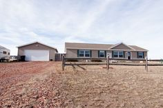 Rozet, WY home for sale! 10 Gold Buckle Pl - 3 bed, 2 bath, on over 5 acres. Minutes from Gillette. Spacious layout with cooks dream kitchen and office space. Fenced backyard. Detached 2 car garage. Room for a shop! Call Summer Robertson at Team Properties Group with questions 307-250-4382