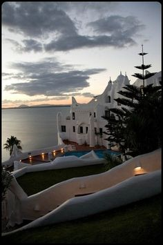 Punta Ballena, Uruguay-- maybe living here next year.... eeks!!