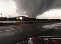 Viewers of KFOR-TV sent in hundreds of photos of the tornado that moved through Moore, Oklahoma, and the surrounding area.  During large weather events the internet is filled with old, wrong, and sometimes even fake photos claiming to be of whatever storm is in the news.  Here are 10 photos confirmed to be of the actual tornado impacting the Moore, Oklahoma, area on May 20, courtesy of KFOR.com.