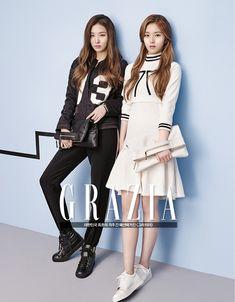 "Red Velvet Become Fancy Models in ""Grazia"" Magazine | Koogle TV"