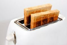 Clean out the hidden crumb drawer from your toaster to prevent a fire hazard.