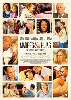 Madres & hijas (2009) EEUU. Dir.: Rodrigo García. Drama. Cine independente USA. Familia - DVD CINE 2018