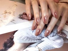 Pin on ネイル Nude Nails, Matte Nails, Acrylic Nails, Cute Pink Nails, Fancy Nails, Belly Button Piercing Jewelry, Stylish Nails, Cotton Lace, Nail Inspo