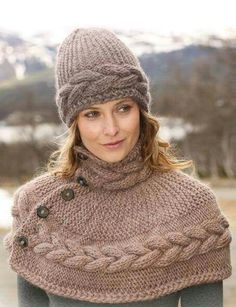 Chocolate Fudge / DROPS - Free knitting patterns by DROPS Design Free knitting patterns and crochet patterns by DROPS Design Knitting Patterns Free, Knit Patterns, Free Knitting, Baby Knitting, Free Pattern, Finger Knitting, Knitting Machine, Crochet Poncho, Knitted Shawls