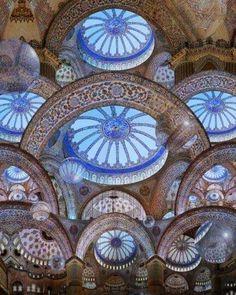 Mesquita Azul, Instambul.