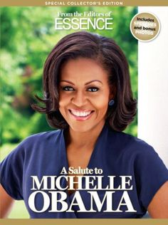 Essence Magazine Commemorates Michelle Obama's Life in New Book