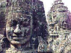 Angkor Wat: Tempel, Tuk Tuk & wilde Tiere #anjasasia #kambodscha #angkor