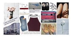 """""""ocean of soul and devotion"""" by frankiedancer ❤ liked on Polyvore featuring Morphe, Joomi Lim, Citizens of Humanity, Topshop, Yves Saint Laurent and LULUS"""