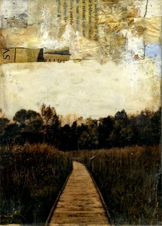 uncertain horizons by Bridgette Guerzon Mills | Flickr