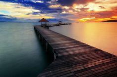Seascape at Rayong Thailand [ Rayong Resort ] - Prachit Punyapor