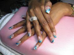 acryl rhinestones nagellak