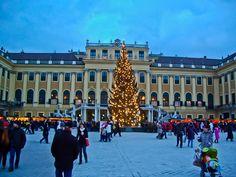 Schonbrunn Palace, Vienna, Austria. (c) 2012 Nathan DePetris