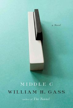 The Middle C, design by Gabriele Wilson | 50 Covers for 2013 | The Casual Optimist