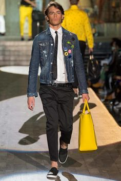 Dsquared2 Spring 2015 Menswear Collection Photos - Vogue