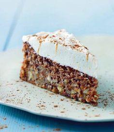 Forkæl familien med lækker gulerodskage med den bedste flødeostcreme lavet af selveste Mette Blomsterberg.