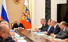Заседание Комиссии по вопросам военно-технического сотрудничества Российской Федерации с иностранными государствами (видео-VIDEO-)   8 июля 2016   http://www.kremlin.ru/events/president/news/52493