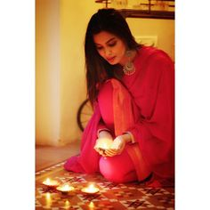 This Diwali light a diya for love and peace Cute Girl Photo, Girl Photo Poses, Girl Poses, Diwali Photography, Indian Photography, Animal Photography, Indian Photoshoot, Saree Photoshoot, Best Poses For Pictures