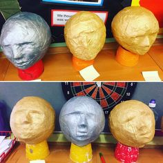 Owen Atkinson - Mod Roc heads inspired by Kelvingrove floating heads Scottish Primary Teachers fb group Floating Head, Art Lessons, Teacher, Group, Inspired, Inspiration, Ideas, Color Art Lessons, Biblical Inspiration