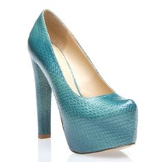 """The """"Siobhan"""" by Shoedazzle, if you have Christian Louboutin taste but a Ramen Noodle budget... : )"""