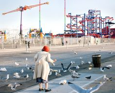 Photographer Documents What it's Like to Spend Two Years as an Elderly Woman - My Modern Met