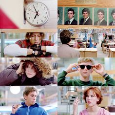 The Breakfast Club...best movie of all time