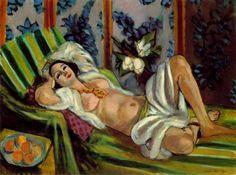 Magnolias, Henri Matisse