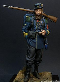 French corporal 17th