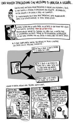 Una noiosa spiegazione che nessuno ti obbliga a leggere.