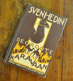 Sven Hedin, De groote karavaan, Gobi