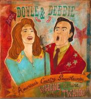 """The Doyle and Debbie Show! Funny and quite good music.  Favorite tracks include """"When You're Screwing Other Women"""", """"Barefoot and Pregnant"""", and """"Harlequin Romance"""""""