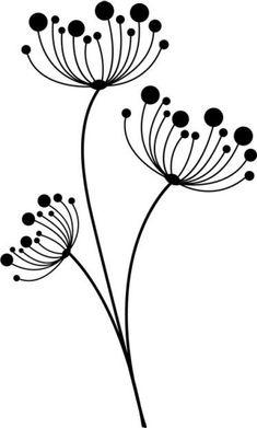 simple flower designs is part of Pattern art -