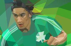 Sebastian Leto-Panathinaikos F.C 6 More Fun, Gate, Football, Fictional Characters, Soccer, Futbol, Portal, American Football, Fantasy Characters
