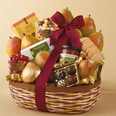 Give the Gift of Food: Top 9 Places to Buy Gift Baskets Online: Harry & David