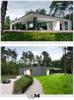 Villa Veth with driveway
