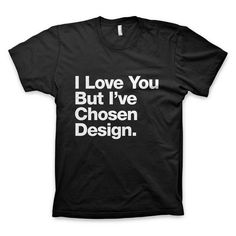 It's not you, it's me. I'm a designer. in Typography