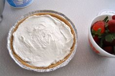 Splenda Cream Cheese Pie from SouthernPlate
