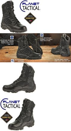 Tactical Footwear 177897: New! Bates® Men S Gx-8® Gore-Tex® Side-Zip Duty Boots (Multiple Sizes) -> BUY IT NOW ONLY: $89.99 on eBay!