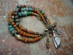 Hey, I found this really awesome Etsy listing at https://www.etsy.com/listing/217465992/bohemian-bracelet-gypsy-bracelet-boho