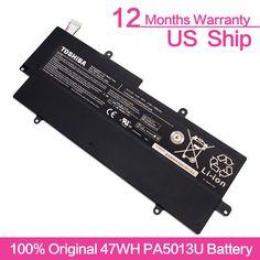 New Genuine PA5013U-1BRS Toshiba Portege Battery Z830 Z835 Z930 Z935 Ultrabook