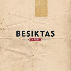 Istanbul Tipografi / Typography by Kutan URAL, via Behance
