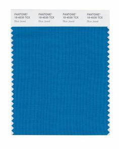 pantone smart 14-4121x color swatch card, blue bell | light summer