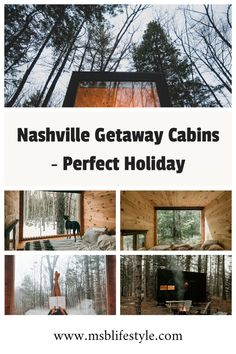 Do you remember your last time you switched off your phone, laptop and had time for yourself?If you feel like you need to unplug and refresh - then Getaway Tiny Cabin is a perfect option for your retreat.These cabins are just a short drive away. It takes about 1.50 hours from downtown Nashville.