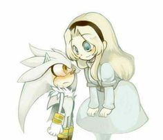 silver and maria